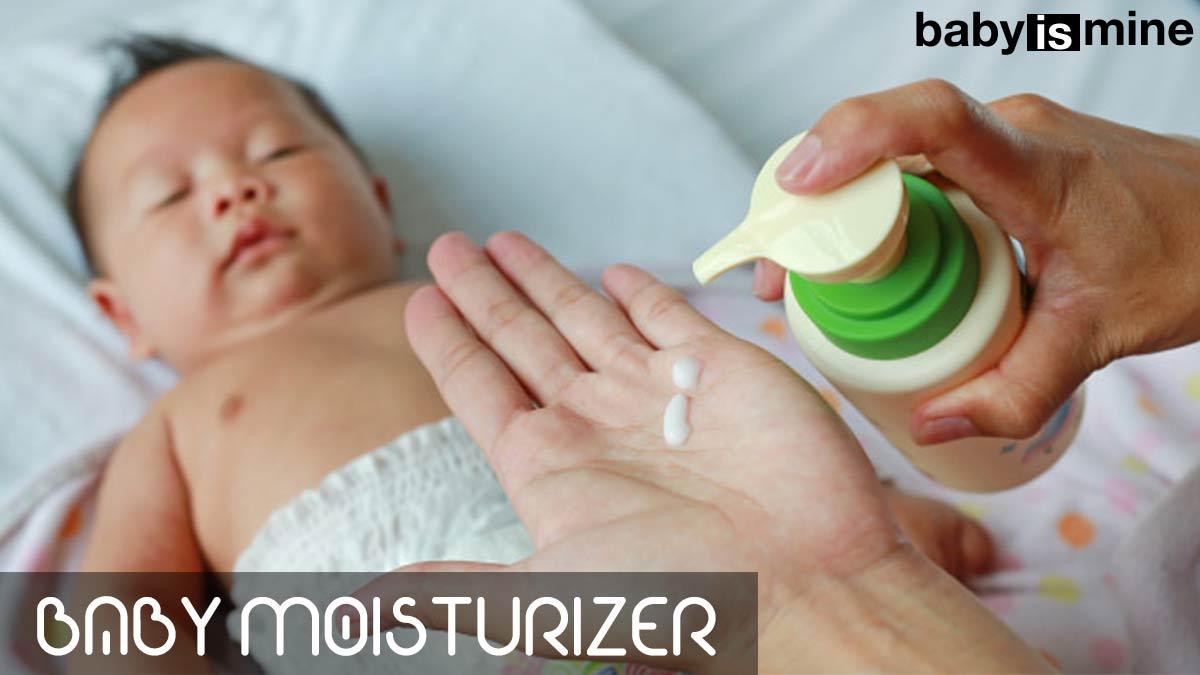 Best Baby Moisturizer