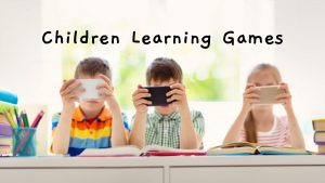 Children Learning Games